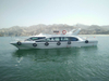 15.8m Tourist Ferry Passenger Boat for Transport And Party Wedding